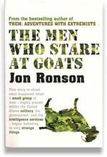 The men who stare at goats - Jon Ronson (ISBN 9780330375474)