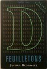 Feuilletons - Extra edietzie - Jeroen Brouwers (ISBN 9789025423513)