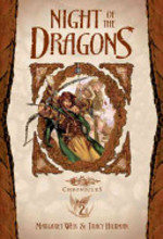 Night of the Dragons - Margaret Weis, Tracy Hickman (ISBN 9780786930906)