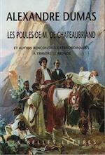 Les poules de M. de Chateaubriand - Alexandre Dumas (ISBN 9782251441481)