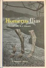 Ilias - Homerus (ISBN 9789021497679)