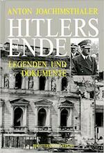 Hitlers Ende. - Anton Joachimsthaler (ISBN 9783828902855)