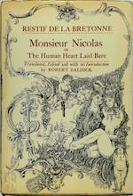 Monsieur Nicolas - Restif de La Bretonne