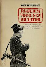 Requiem voor een dictator - Hornman (ISBN 9789025702472)
