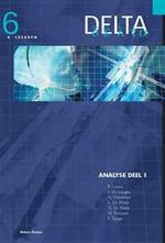 Delta / 6 Analyse 4u 1 + cd-rom - Gevers (ISBN 9789030182924)