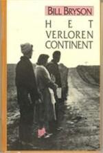 Het verloren continent - Bill Bryson (ISBN 9789050930840)