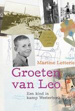 Groeten van Leo - Martine Letterie (ISBN 9789025861902)