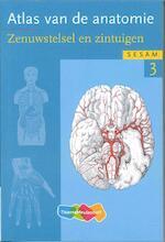 Atlas van de anatomie deel 3, Zenuwstelsel en zintuigen - Werner Kahle (ISBN 9789006952339)