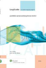 Justitiele samenwerking binnen de EU (ISBN 9789013088731)