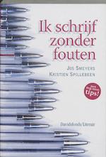 Ik schrijf zonder fouten - Jos Smeyers (ISBN 9789063065454)