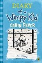 Diary of a Wimpy Kid 06. Cabin Fever - Jeff Kinney (ISBN 9780141341880)