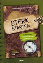 Sterk starten - Johan Dehandschutter (ISBN 9789462925694)