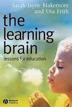 The Learning Brain - Sarah-Jayne Blakemore, Uta Frith (ISBN 9781405124010)
