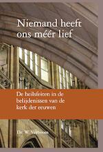 Niemand heeft ons méér lief - Wim Verboom (ISBN 9789402903409)