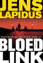 Bloedlink - Jens Lapidus (ISBN 9789022994450)