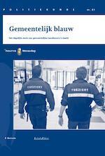 Gemeentelijk blauw (PK61) - E. Bervoets (ISBN 9789035247192)