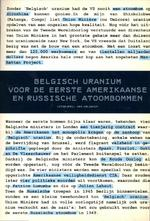 Belgisch uranium voor de eerste Amerikaanse en Russische atoombommen - Jean-Pierre van Rossem (ISBN 9789461310620)
