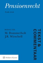 Pensioenrecht (ISBN 9789013129953)