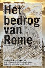 Het bedrog van Rome - Maurits Prins (ISBN 9789492920423)
