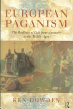 European Paganism - Ken Dowden (ISBN 9780415120340)