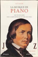 La musique de piano - Guy Sacre (ISBN 9782221085660)