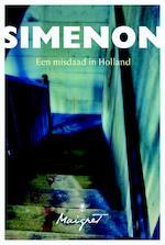 Een misdaad in Holland - Georges Simenon (ISBN 9789085426011)