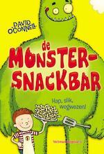 De monstersnackbar - David O'Connell (ISBN 9789048309818)