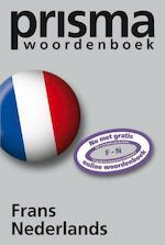 Prisma woordenboek Frans-Nederlands - A.M. Maas (ISBN 9789027493101)