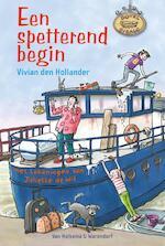 Een spetterend begin - Vivian den Hollander