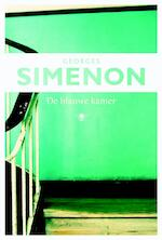 De blauwe kamer - Georges Simenon (ISBN 9789460423413)