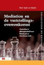 Mediation en de vaststellingsovereenkomst - Marie Sophie van Muijden (ISBN 9789012386111)