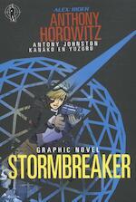 Stormbreaker - Anthony Horowiz, Antony Kanako, Johnston Yuzuru (ISBN 9789059241589)
