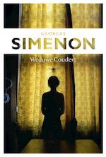 De weduwe Couderc - Georges Simenon (ISBN 9789023496311)