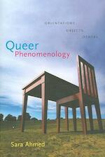 Queer Phenomenology - Sara Ahmed (ISBN 9780822339144)