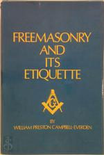 Freemasonry and Its Etiquette - William Preston Campbell-everden (ISBN 9780517259146)