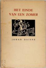 Het einde van een zomer - Johan Daisne