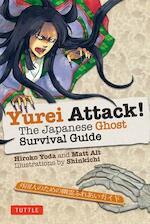 Yurei Attack! - Hiroko Yoda, Matt Alt (ISBN 9784805312148)