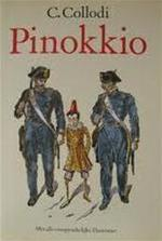 Pinokkio - Carlo Collodi, Hans Andreus, Carlo Chiostri, Erik Lankester (ISBN 9789062133680)