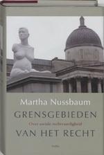 Grensgebieden van het recht - Martha Nussbaum (ISBN 9789026319693)
