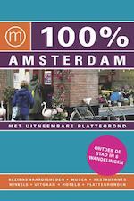 100% Amsterdam - Judith Zebeda (ISBN 9789057674167)