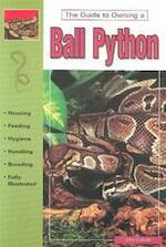 Ball pythons - John Coborn (ISBN 9780793802609)