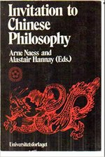 Invitation to Chinese Philosophy - Arne Næss, Alastair Hannay (ISBN 9788200022640)