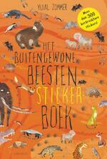 Het Buitengewone Beesten Stickerboek - Yuval Zommer (ISBN 9789047709954)