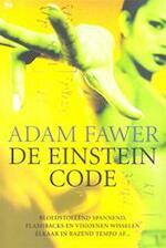 De einstein code - Adam Fawer (ISBN 9789051089424)