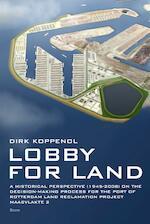 Lobby for land - Dirk Koppenol (ISBN 9789461279590)