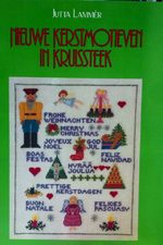 Nieuwe kerstmotieven in kruissteek