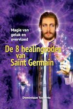 De 8 Healingcodes van Saint Germain - Dominique Tuyaerts (ISBN 9789460151705)