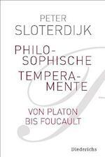 Philosophische Temperamente - Peter Sloterdijk (ISBN 9783424350166)