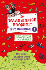 De waanzinnige boomhut Het doeboek 2 - Andy Griffiths, Terry Denton, Jill Griffiths (ISBN 9789401455275)