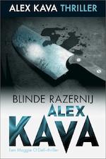 Blinde razernij - Alex Kava (ISBN 9789402757422)